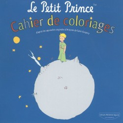 Color Book : The Little Prince