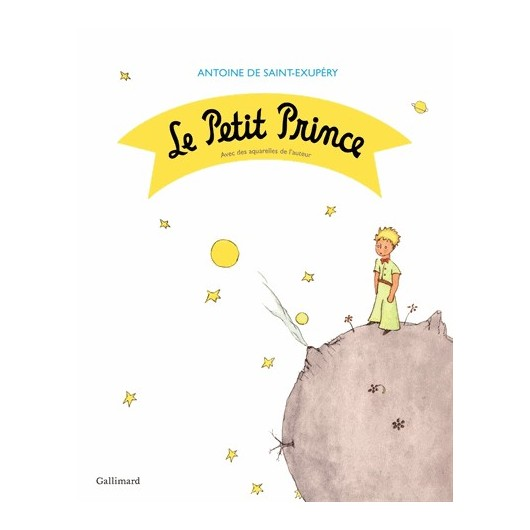FRENCH BOOK THE LITTLE PRINCE junior Album
