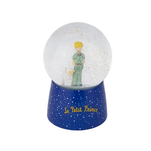 Musical snow globe The Little Prince