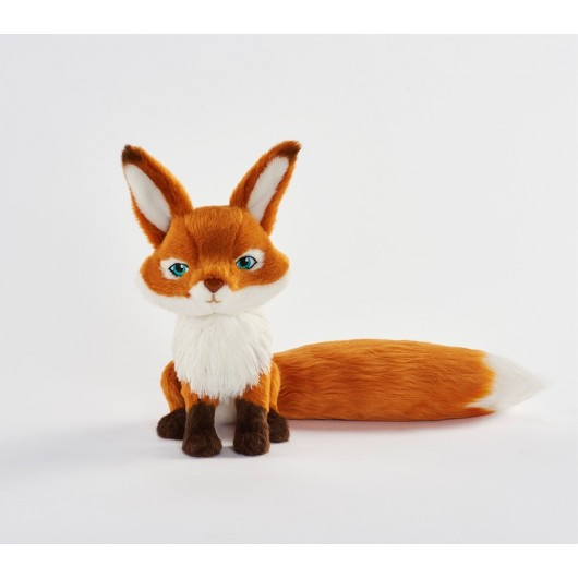 Plush The fox 20cm