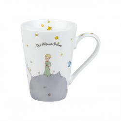 Mug (white) The Little Prince and the fox