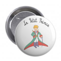 Badge Le Petit Prince - Costume
