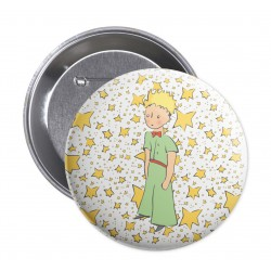 The Little Prince badge - Stars
