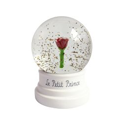 Small snowglobe The Rose