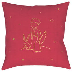 Cushion The Little Prince and the Fox - 40 x 40 cm