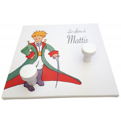 Coat Hanger The Little Prince to personalize