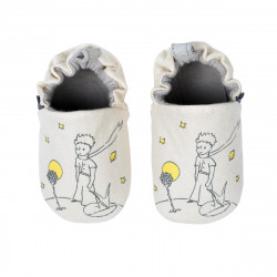 Slippers The Little Prince and the Fox 3/6 month