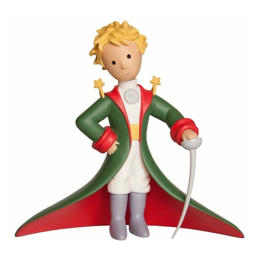 Figure The Little Prince in dress